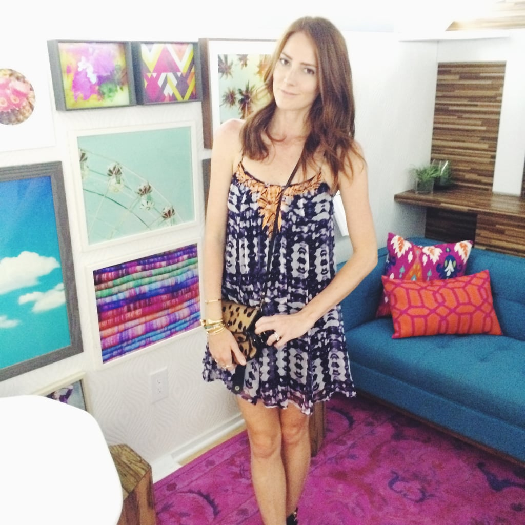 POPSUGAR Refresh, Relax, and Remix Lounge