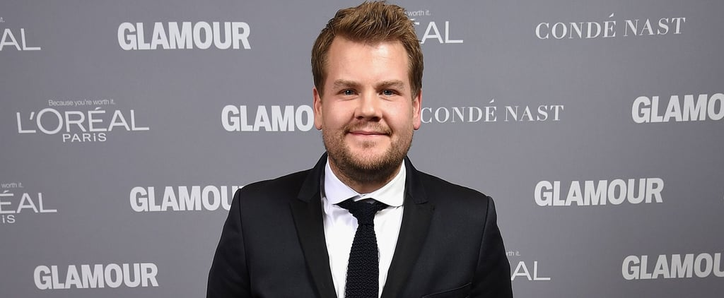 James Corden Shares an Empowering Story About Being Bullied as a Kid