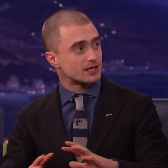 Daniel Radcliffe Talks Star Wars on Conan November 2015