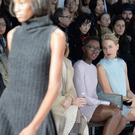 Calvin Klein Fall 2014 Runway Show | NY Fashion Week