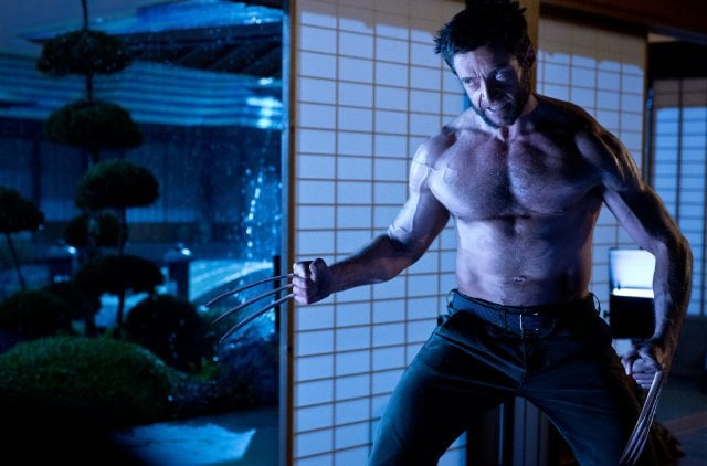 The Wolverine  Who's starring: Hugh Jackman Why we're interested: With new stunts like a wild fight on top of trains and some kind of giant robot-ninja, it looks like Wolverine will have his hands claws full with more than a few close encounters. Plus, Jackman is back — and jacked again. When it opens: July 26 Watch the trailer for The Wolverine.