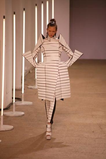 Paris Fashion Week: Gareth Pugh Spring 2009