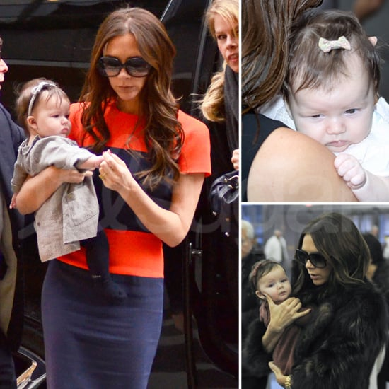 Victoria Beckham Is Sticking to Her Promise of Dressing Harper Traditionally