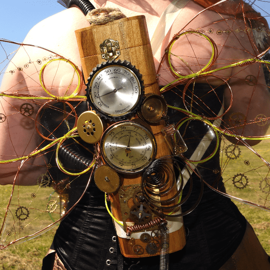 How to Dress Steampunk