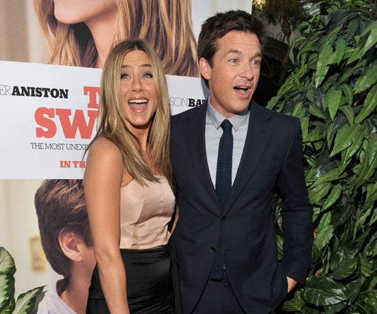 Slide Picture of Jennifer Aniston and Jason Bateman at The Switch Premiere