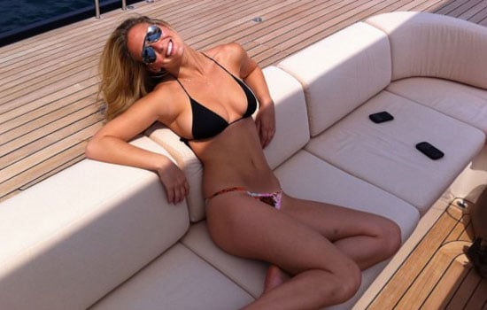 Bar Refaeli Loves Being in a Bikini, and We Love Her For It