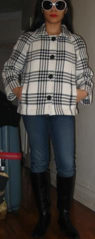 Look of The Day: Winter Mod