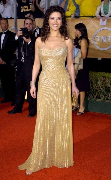 Catherine Zeta-Jones at the 2004 SAG Awards