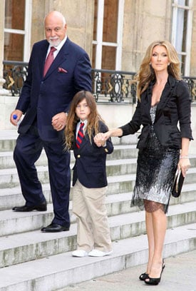 Lil Links: Céline Dion Was Never Pregnant but She'll Keep Trying