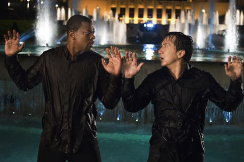 Rush Hour 3 Zooms to the Top of the Box Office