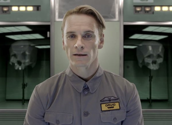 David From Prometheus