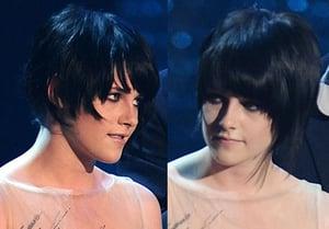 Kristen Stewart's Haircut at the 2009 VMAs