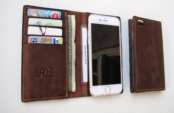Personalized iPhone Case and Wallet