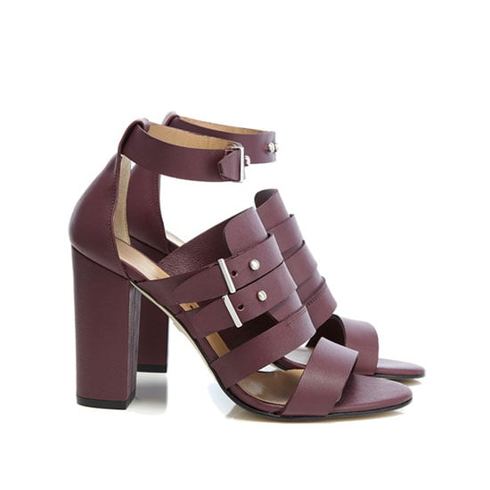 I have a bordeaux-hued clutch and was surprised at how much I used is during the party season (merlot = more versatile than you think). I'm going to double my money with a pair of burgundy heels. — Ali, FabSugar editor Heels, approx $228, Whistles