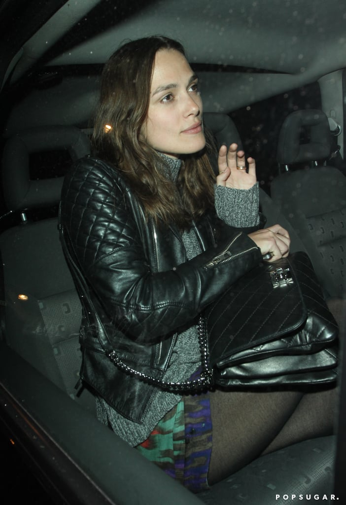 Check Out Keira Knightley's Mismatched Wedding Ring