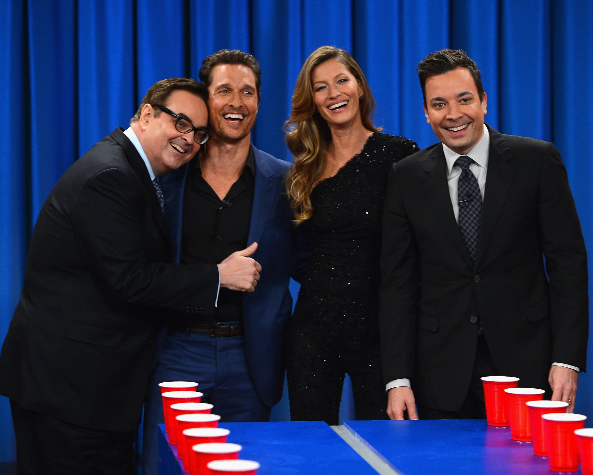 Who else looks this sexy playing Flip Cup?