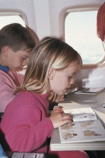 Junior JetSet:  Keeping Peace In the Air