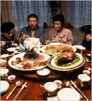 TV Dinners: Eat Drink Man Woman - Chicken Cucumber Salad
