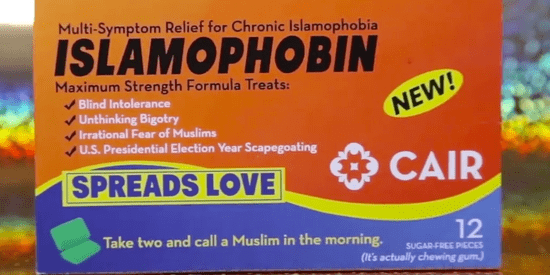 Spoof Gum Commercial Chews Away At Islamophobia In The Best Possible Way