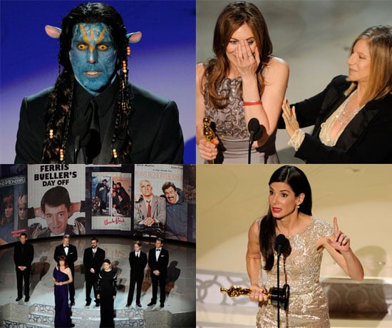 Show Highlights From the 2010 Oscars