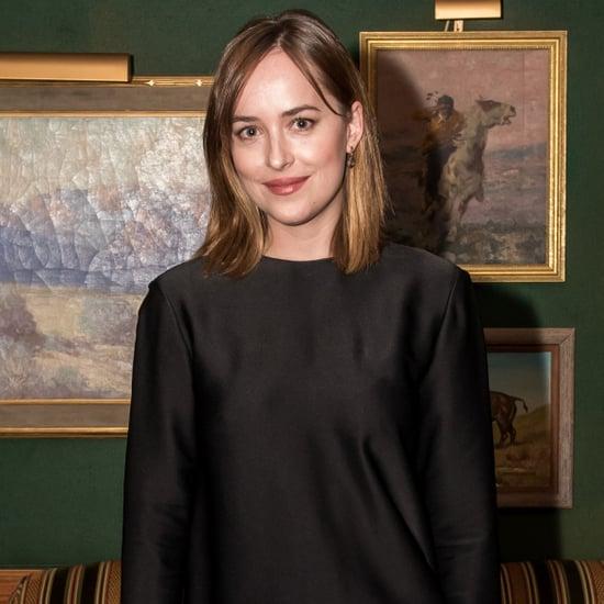 Dakota Johnson British Vogue February 2016