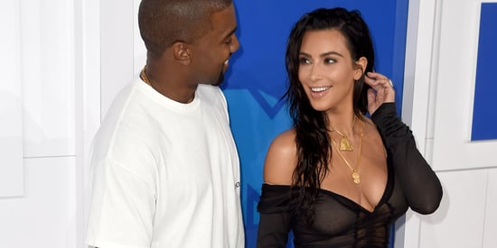 Kim K's Look At The VMAs Is Her Freshest Yet