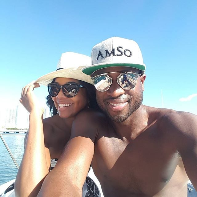 In October 2015, the couple had breakfast at sea during a trip to Turks and Caicos.