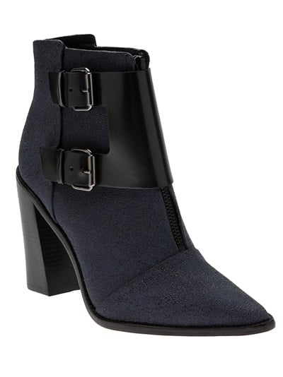 I wanted every look from the Tibi Fall 2013 collection — but I'll start with the Piper boots ($598). I made a mental note when they hit the runway last season: these are the perfect Fall boots — walkable heel, cool-girl buckles, slick pointed-toe — and I'm pleased to report I'm just as obsessed now that Fall shopping is finally here. — Hannah Weil, associate editor
