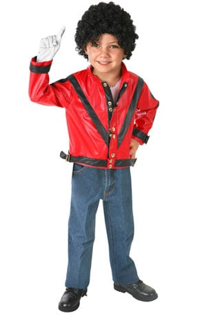 Michael Jackson Halloween Costumes for Kids