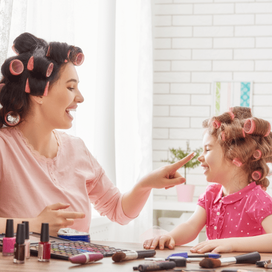 Are Makeup Parties For Little Girls OK?