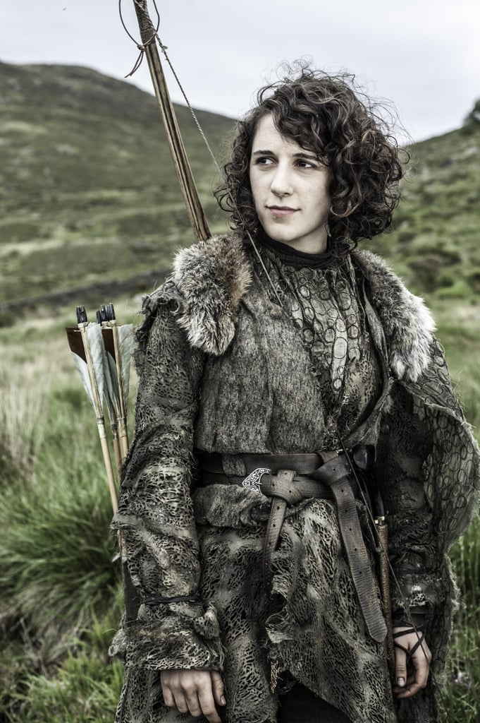 Ellie Kendrick also joins the cast as Jojen's sister, Meera.