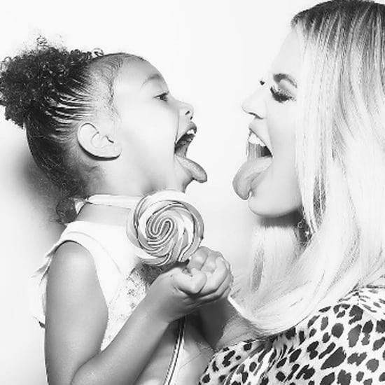 Khloe Kardashian's Aunt Moments