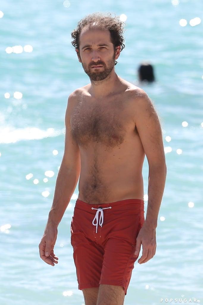 Thomas Bangalter in Miami