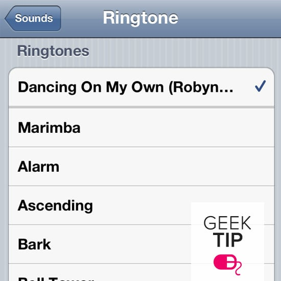 Put a Ring on It: How to Make an iPhone Tone Out of Any MP3