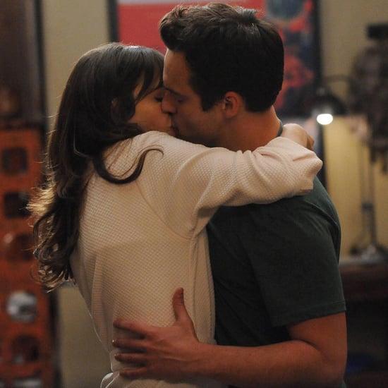 Best TV Kissing Scenes of 2013