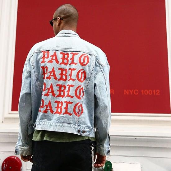 Kanye West's Pablo Pop-Up Shop in New York 2016