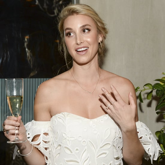 Whitney Port's Bridal Party Dress