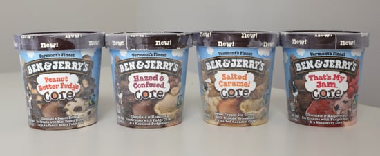 See Inside Ben & Jerry's New Core Ice Creams