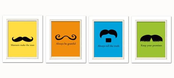 Mustache Maintenance