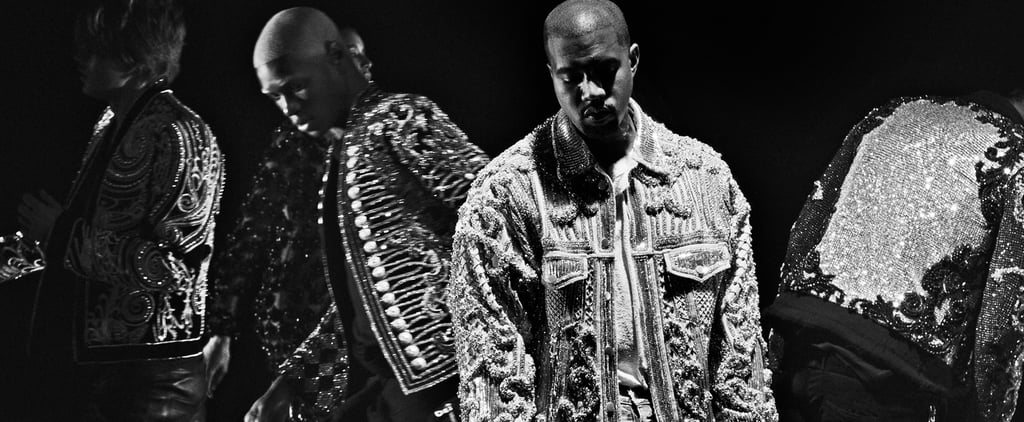 Balmain's New Campaign Doubles as a Kanye West Music Video