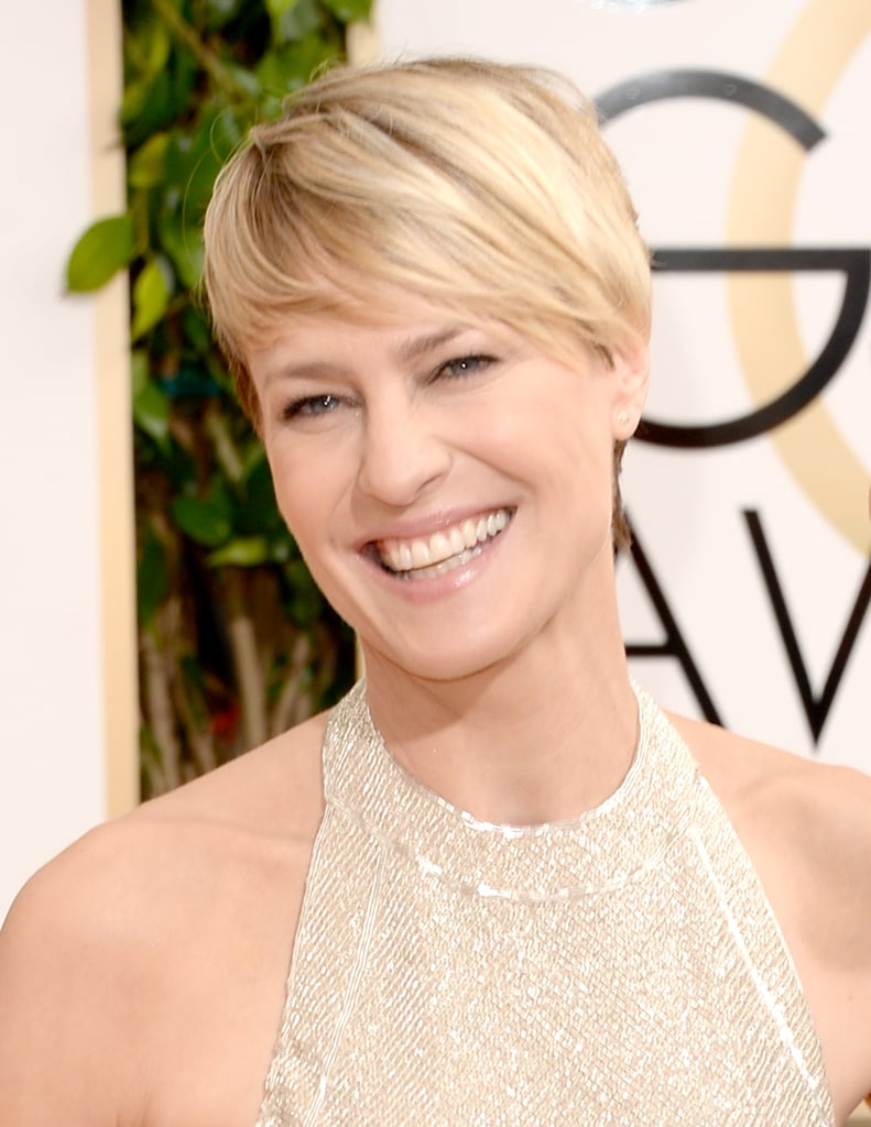 "Robin Wright Wins Big and Says ""Yes"" — All in the Same Week!"