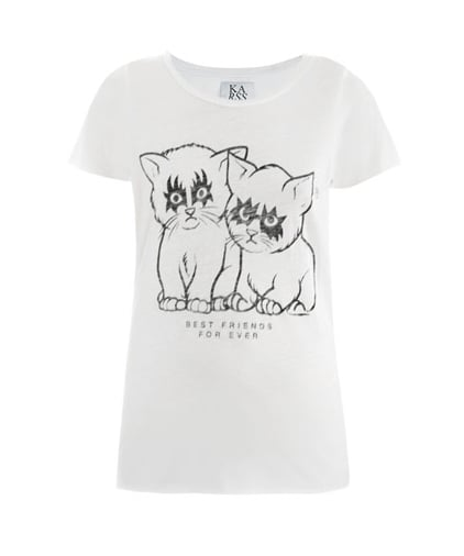 Everyone will know you're real BFFs with this Zoe Karssen Best Friends Forever t-shirt ($75).