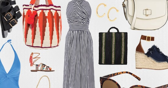 One Dress, Four Summer Parties