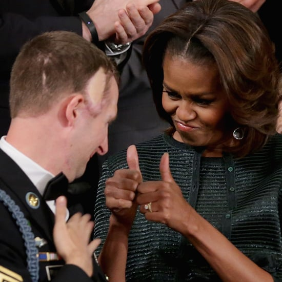 Michelle Obama's State of the Union Guests