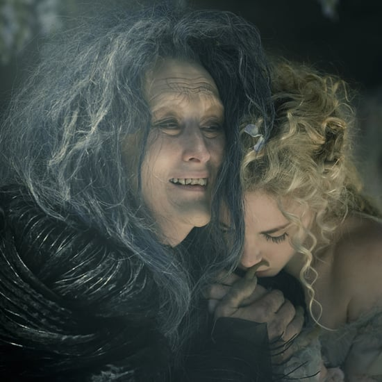 Meryl Streep Sings in Into the Woods Featurette