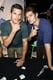Teen Wolf cast members Charlie Carver and Daniel Sharman posed together at the MTV2 Party in the Park in San Diego.