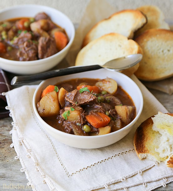 Slow-Cooker Beef Stew