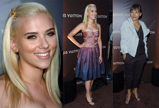 Scarlett + Louis Vuitton = LOVE