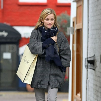 Reese Witherspoon Out in London