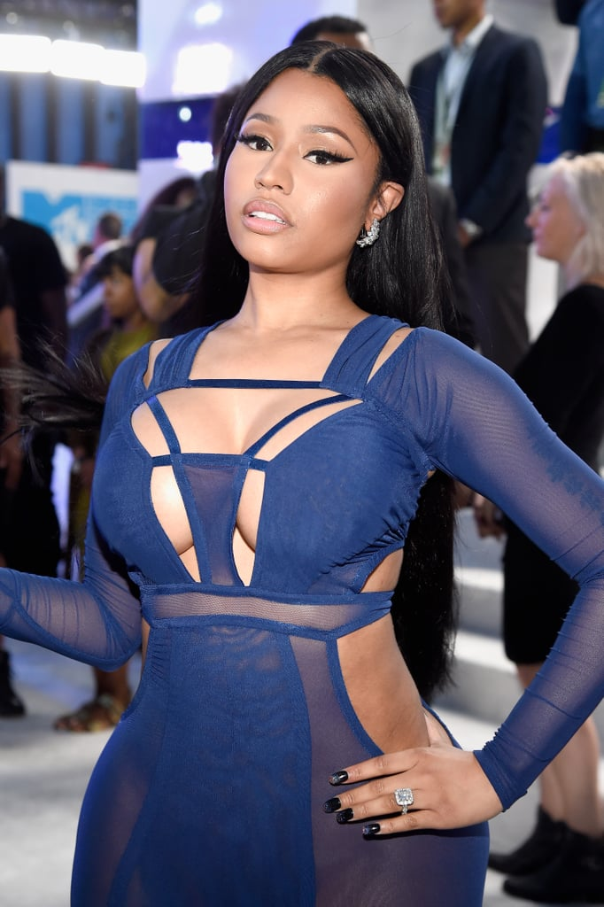 22 Naked Looks From 2017 VMA Red Carpet  cosmopolitancom